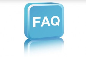 frequently asked questions button image