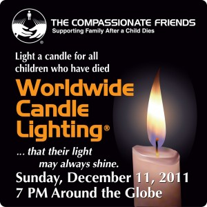 Join A Sea of Light In Memory of Our Children