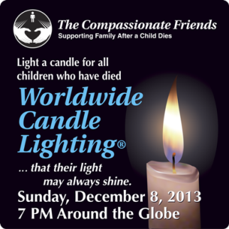 WorldWide Candlelighting 2013